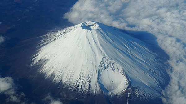 mount fuji breathtaking