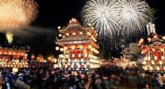 Từng bừng chào đón lễ hội Chichibu và lễ hội Ako Gishi-sai