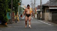 Du lịch Nhật Bản - Tìm hiểu cuộc sống của những võ sĩ Sumo