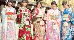 Kimono - trang phục truyền thống Nhật và những điều cần biết