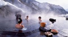 """5 nghi thức cần biêt trước khi tắm suối """"osnsen"""" của Nhật Bản"""