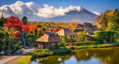 4 Điểm đến chạm ngõ mùa thu Nhật Bản