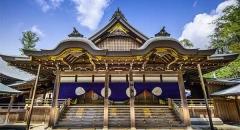Du lịch Nhật Bản và ngôi đền cứ 20 năm xây lại một lần