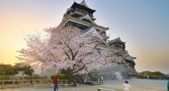 Khám phá điểm đến Kumamoto - Kyushu