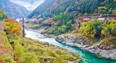 10 điểm đến đẹp tuyệt vời ít biết của du lịch Nhật Bản