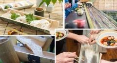 5 Món ăn độc đáo chỉ có ở Nhật Bản