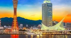 Thành phố Kobe, một Châu Âu thu nhỏ của Nhật Bản